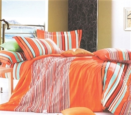 Sunny Day Twin XL Comforter Set - College Ave Designer Series - Comfy Bedding For College