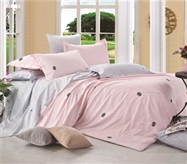Twin XL Comforter Set - Roseate Dream Comforter Set - College Ave Designer Series - Great Dorm Bedding