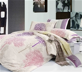 Adds Decor - Enchant Twin XL Comforter Set - College Ave Designer Series - Comforters For College Students