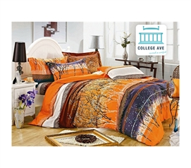 Comfort And Style - Moonlight Sol Twin XL Comforter Set - College Ave Designer Series - Decor For College Dorms