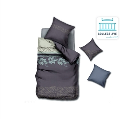 Great For College Girls - Yarra Valley Twin XL Comforter Set - College Ave Designer Series - Rich Color For Your Dorm