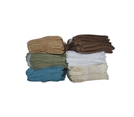 College Essential - College Wash Cloth 6-Pack - Needed For College