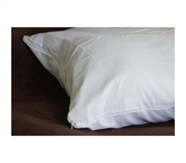 Keep It Simple - Basic Dorm Bedding Pillow Cover - Sleep In Comfort