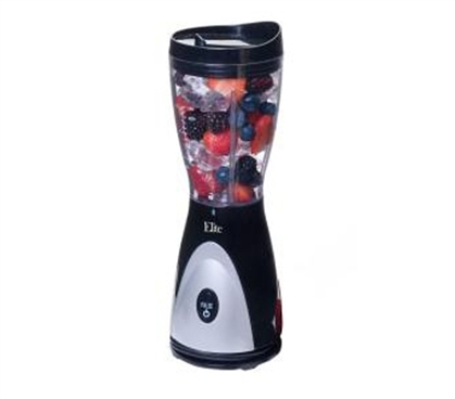 Convenient College Appliance - On the Go Personal Blender - Black - College Meals Made Easy
