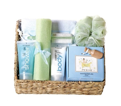 Luxurious Spa Time - Dorm Room Comfort - Absolute Softness College Essentials Gift Pack