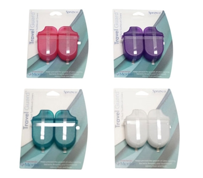 Toothbrush Covers 4-Pack College dorm living