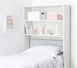 Decorative Dorm Bed Shelf Dorm Essentials Dorm Room Decor