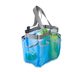 Fast-Dry Community Shower Tote - (Available in 2 Colors) - College Essential