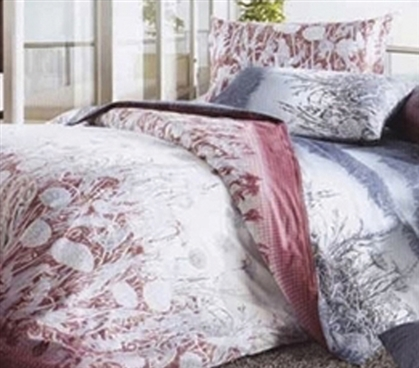 Twin XL Comforter Set - College Ave Dorm Bedding - Covered In Comfort