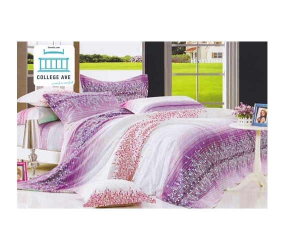 twin xl comforter set college ave dorm bedding college supplies comforters sets colorful extra. Black Bedroom Furniture Sets. Home Design Ideas