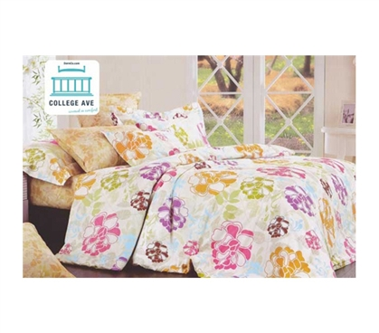 Twin XL Comforter Set - College Ave Dorm Bedding - Soft And Made From 100% Cotton
