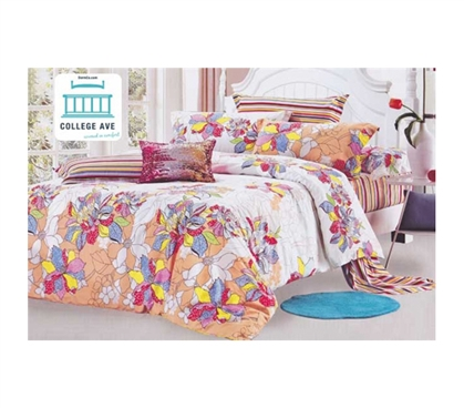 Twin XL Comforter Set - College Ave Dorm Bedding - Sleep Better With A Cotton Comforter