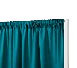 Privacy Room Divider Fabric - Ocean Depths Teal (Fabric ONLY)