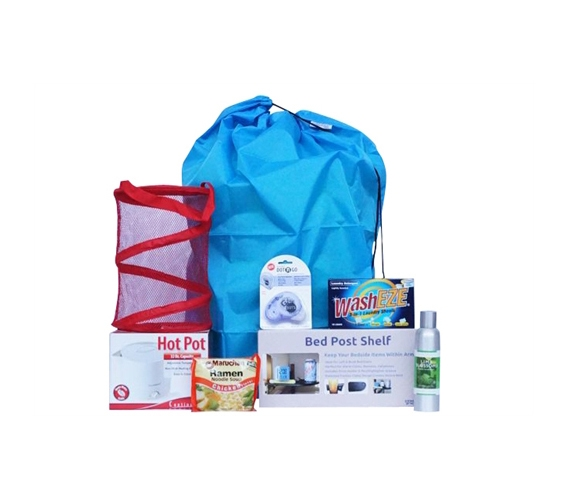 Dorm Room Products College Students Need Grad Gift Pack