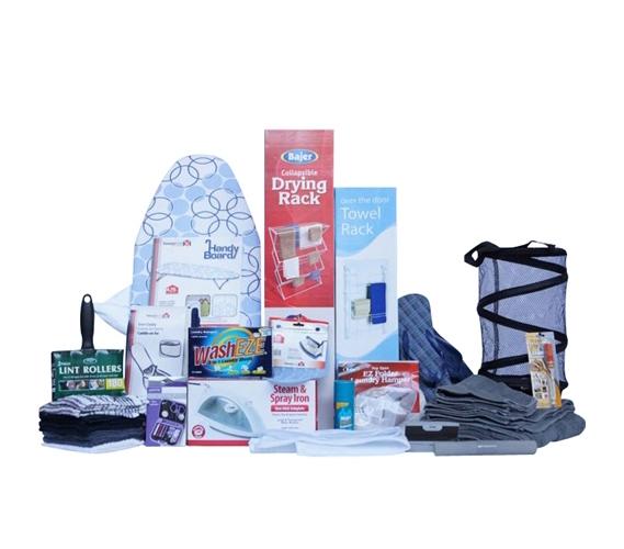 Laundry Amp Bath Premium College Dorm Room Kit Shower