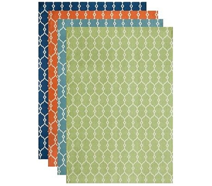Rugs Are Must-Have Dorm Items - Vilanti Dorm Rug - Decorate Your Dorm