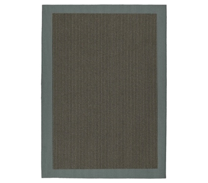 Berber Colorations II Rug - 5' x 7' Decorating your college dorm room
