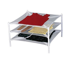 Dorm Room Drying Rack - Fold-Away Dryer