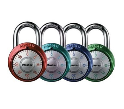 Dorm - Master Lock - Combo Lock - Security