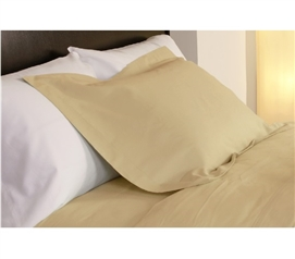 Temperature Regulation Dorm Pillowcases - Light Yellow Dorm Essentials