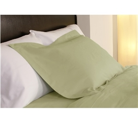 Temperature Regulation Dorm Pillowcases - Green Dorm Necessities Twin XL Dorm Bedding