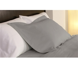 Dorm Bedding Dorm Necessities Temperature Regulation Dorm Pillowcases - Gray Dorm Essentials