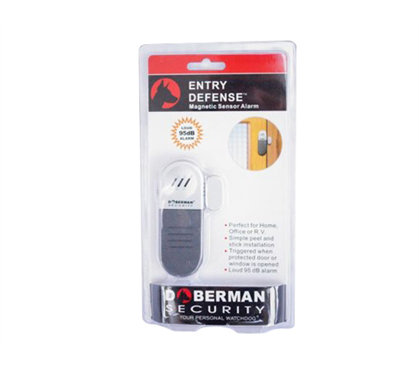 Useful For Doors And Windows - Entry Defense Door Alarm - College Safety Is Important