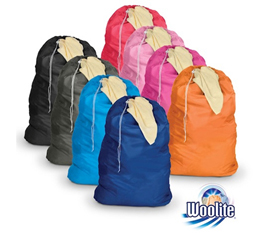 Strong Construction & Dependable Bag - Woolite Extra Strength Laundry Bag