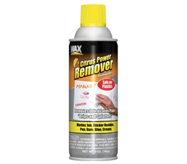 Dorm Cleaning Supplies - Citrus Power Remover - Ink & Adhesive Remover