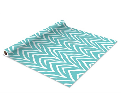 Self Adhesive Shelf Liner Cancun Zebra Paper Liners