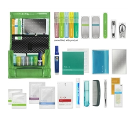 Necessary College Item - College Girl On the Go Kit - Complete PAK - Packs Plenty Of Cool Dorm Stuff