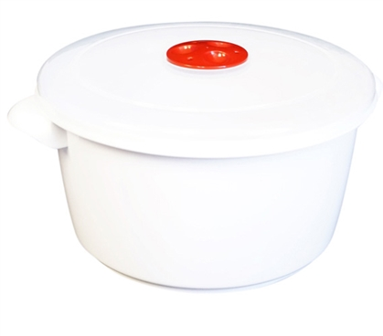 Microwaveable College Cooking Dorm Pot - Easy To Use Dorm Kitchen Supply