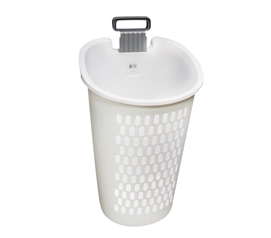 Extra Large Laundry Hamper With Wheels Dorm Essentials Dorm Laundry Hamper