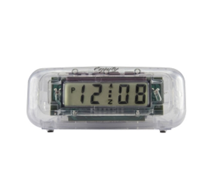 See-Thru Dorm Alarm Clock