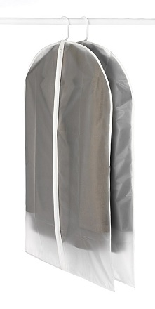 Hanging Suit Protector Bag College Items Cool Dorm Stuff