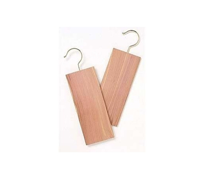Cedar Hang Ups (Set of 2) Must Have Dorm Items
