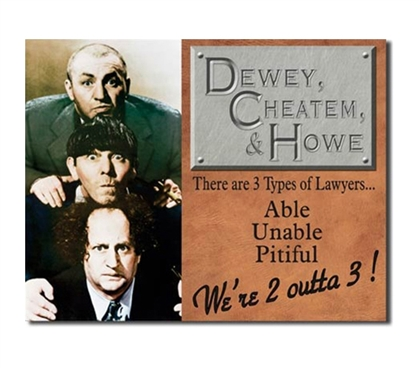 Tin Sign Dorm Room Decor funny and cute 3 stooges movie photograph print on tin sign for dorms and apartments