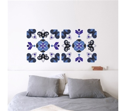 Modernista - Dorm Room Wall Peel N Stick College Wall Decorations