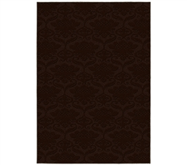 Stylish Dorm Decor - Victorian College Rug - Mocha