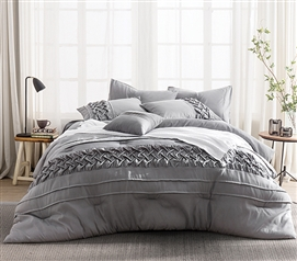 Tempo Twin XL Comforter Twin XL Bedding Dorm Essentials Dorm Room Decor