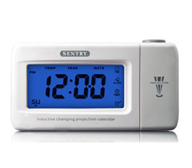 Multi-Function Clock - Projector Alarm Touch Clock - Cool Dorm Item