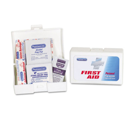 Stay Safe - Personal First Aid Mini-Kit (38 Pieces) - Cool College Items