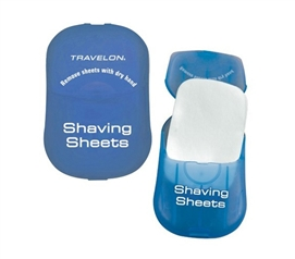 Shaving Cream Sheets - Pack of 50