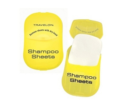 Shampoo Sheets - Pack of 50