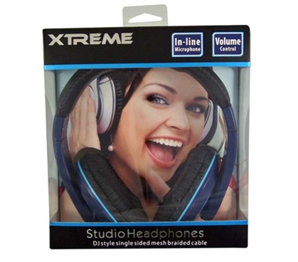 Great For Music Lovers - Studio Headphones (Available in 2 Colors) - Cool Item For College