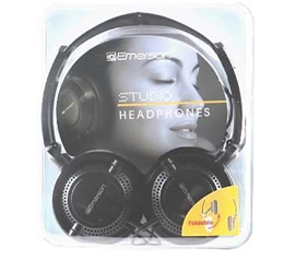 Listen To Relax - Foldable Studio Headphones - Great For Music Lovers