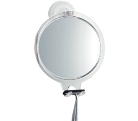 Guys shower shaving mirror