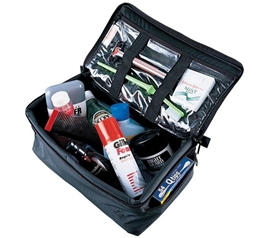Guys Grooming Kit Dorm bathroom organizer