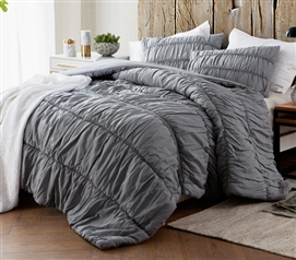 Alloy Cotton Lace Textured Quilt - Twin XL