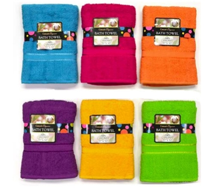 Vibrant College Towel - Bath Towel